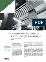 Inportancia de una red para gases industriales-Nestor Carreño