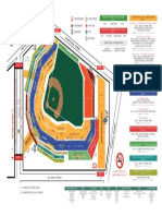 Fenway Concessions Map