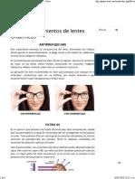 Filtros Opticos