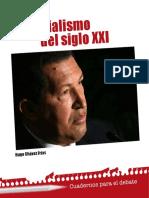 El socialismo del siglo XXI. Hugo Chávez.pdf