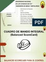 01- Criterios CHANCADORAS