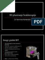 3D Planiranje Brahiterapije 7
