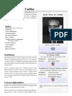 Javier Pérez Bio