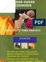 Dasar-dasar Zoonosis Di Bidang Mikrobiologi