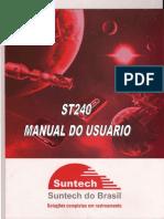 Manual Do Usuario ST240 Rev1.1