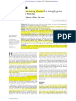 Falha - 6  - Fatigue is not a necessary stimulus for strength gains.pdf