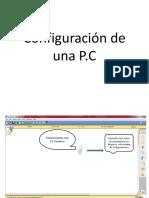 Configuración de una P.c.pptx