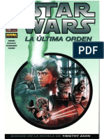 Star Wars - Comic - La Ultima Orden [2 de 3]