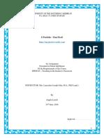 usc - online sped345 portfolio final draft