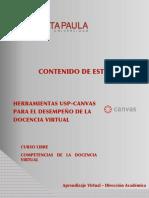 CDV_U3 Tema 5_Herramienta USP-CANVAS Estudiantes y Calificaciones