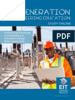 EIT Course Substation Design Main Equipment CEY1 Brochure