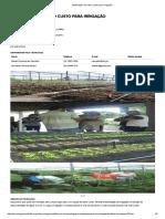 automação irrigação