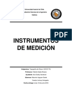 Instrumentos de Medicion