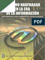 Epistemología Para Internautas e Investigadores