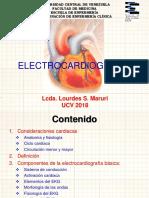 Electrocardiografia 2018