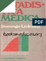 Estadística Medica