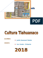 Diptico Cultura Tiahuanaco 3