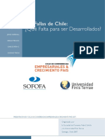 Fallas de Chile