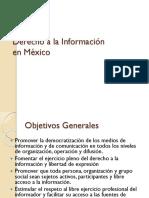 Derecho a La Informacion Tema 1