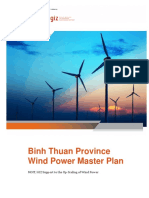 Binh Thuan Wind Master Plan With Template05092016 Giz