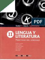 Lengua II Santillana