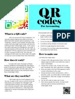 qr code newsletter fv