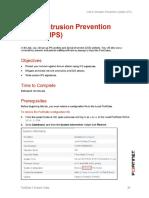 Lab 3 - Intrusion Prevention System (IPS)