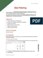 Lab 6 - WEB Filtering