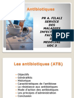 Antibiotique Pr a.filali