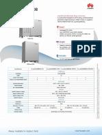 Huawei Smart Logger 2000 Datasheet