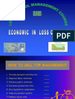 Economic in Loss Control
