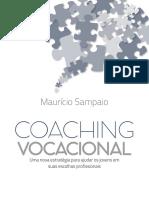 Livro Coaching Vocacional - E-book