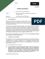 006-18 - CONSEJO NACIONAL de LA MAGISTRATURA - Prestaciones Adicionales y Ampliacoines de Plazo en Los Contratos de Obra (T.D. 11967857)