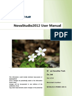 NovaStudio2012 User Manual-V2.7