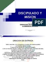 Discipulado y Mision 06 Mejorada 2014