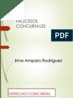 Presentación Grupo Procesos Concursales