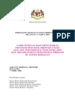 2005-PKPA 02-Garis Panduan Bagi Mewujudkan Petunjuk-petunjuk Prestasi Utama Atau Key Performance Indicators (KPI).pdf