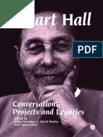 JULIAN HENRIQUES (Ed)- 'Stuart Hall- Conversations, Projects, And Legacies'