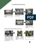 Proses Pembuatan Abon Ikan Lele