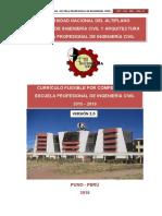 Nueva Estructura Curricular 2015 EPIC UNAP