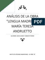 ANÁLISIS DE LA OBRA LENGUA MADRE.docx