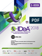 E Book Extended Abstract I-iDeA 2018