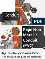 Rigid Non Metallic PVC