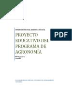 PEP Agronomia 2013