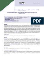 5.1 Marc Teor - Intervencion Educativa