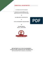 Residential Apartment Report