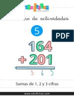 cuaderno- sumas de 1,2 y 3 cifras.pdf
