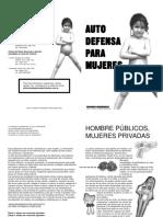 Autodefensa para Mujeres By Trazador de Pesadillas.pdf