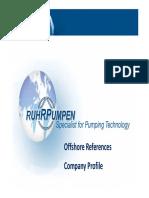 Pumping Technology