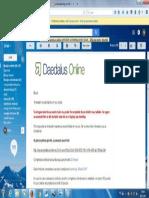 Daedalus Online